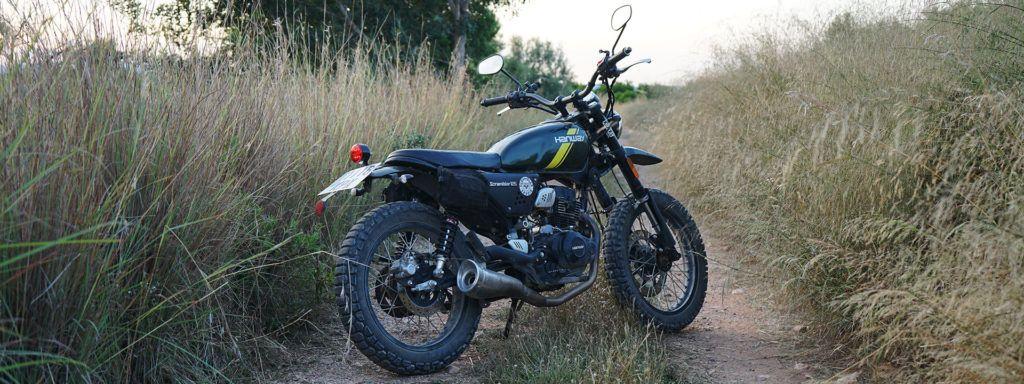 Mejorar amortiguación moto
